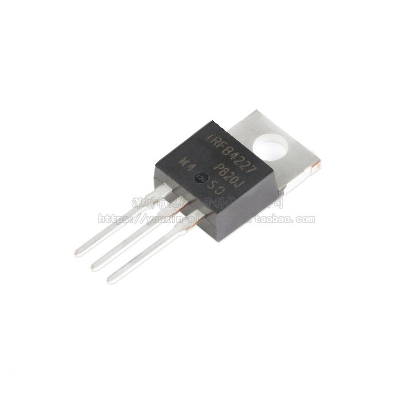 10 uds/1 lote Original IRFB4227PBF TO-220 n-channel 200V / 65A MOSFET en línea