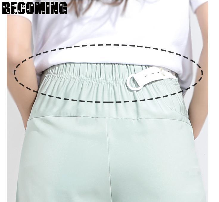 Pregnancy Wide Leg Pants Summer Trousers Pregnant Pant Loose Maternity Pant Plus Size Pregnant Pants Loose Pregnancy Trousers enlarge