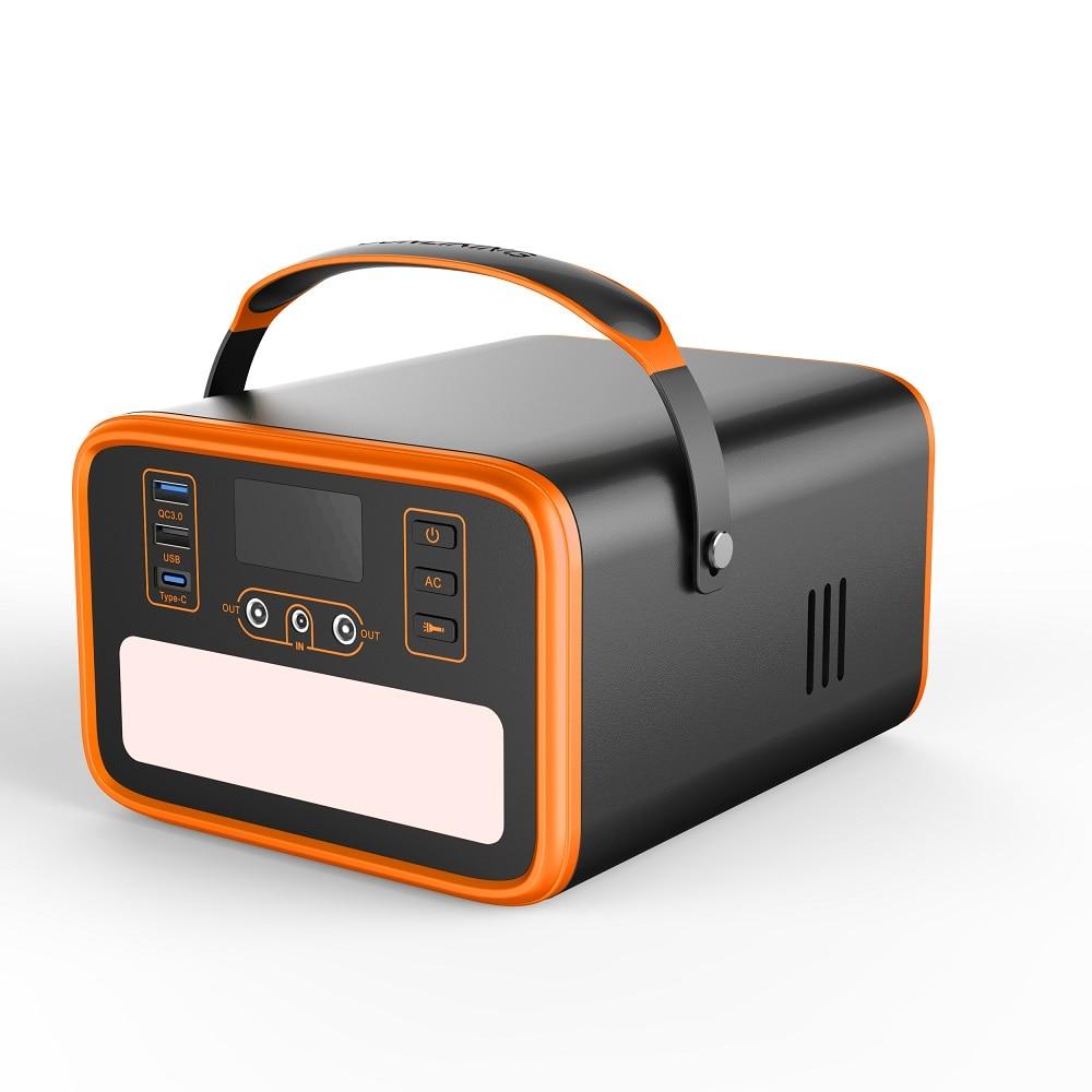 portable ac solar power bank 110v/220v ac output powerbank 100800mah 300 watt Portable Power Station