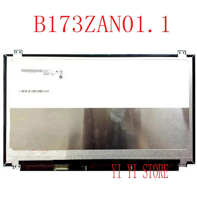 17,3 inch 4K IPS pantalla LCD de ordenador portátil B173ZAN01.1 3280 X2160...