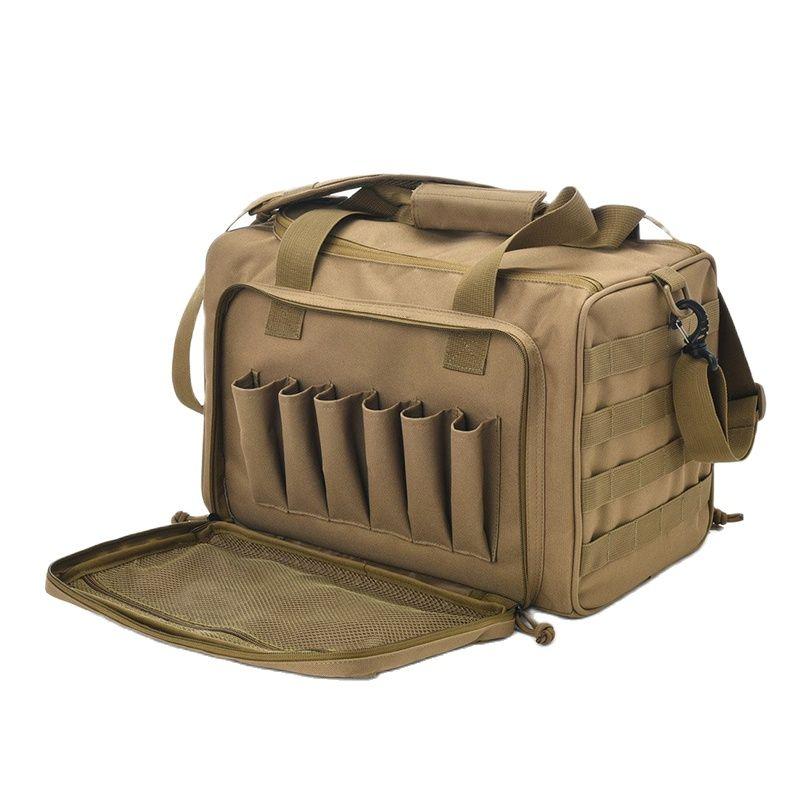 Сумка для тактических тренировок, сумка цвета хаки для охотничьего водостойкий пистолет