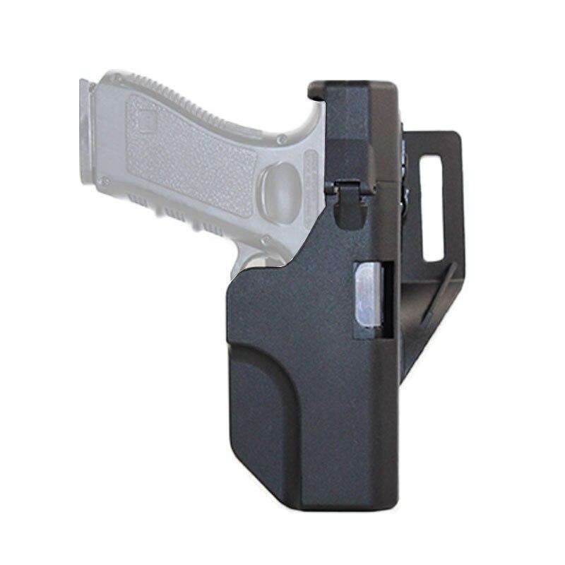 Funda para pistola táctica para Glock 17 19 22 23 31 32, funda para pistola de Airsoft, funda para cinturón, funda para riñonera, accesorios para caza al aire libre