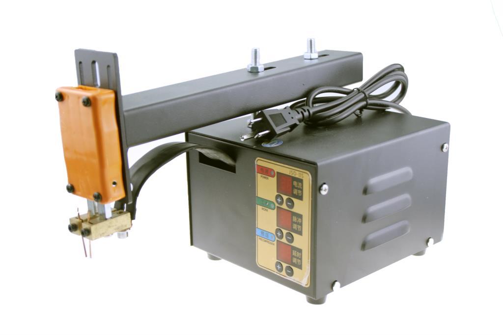 JSD-IIS Welder New 3KW High Power Spot Welder For 18650 Lithium Battery Pack Weld Precision Pulse Spot Welding Machine110V 220V