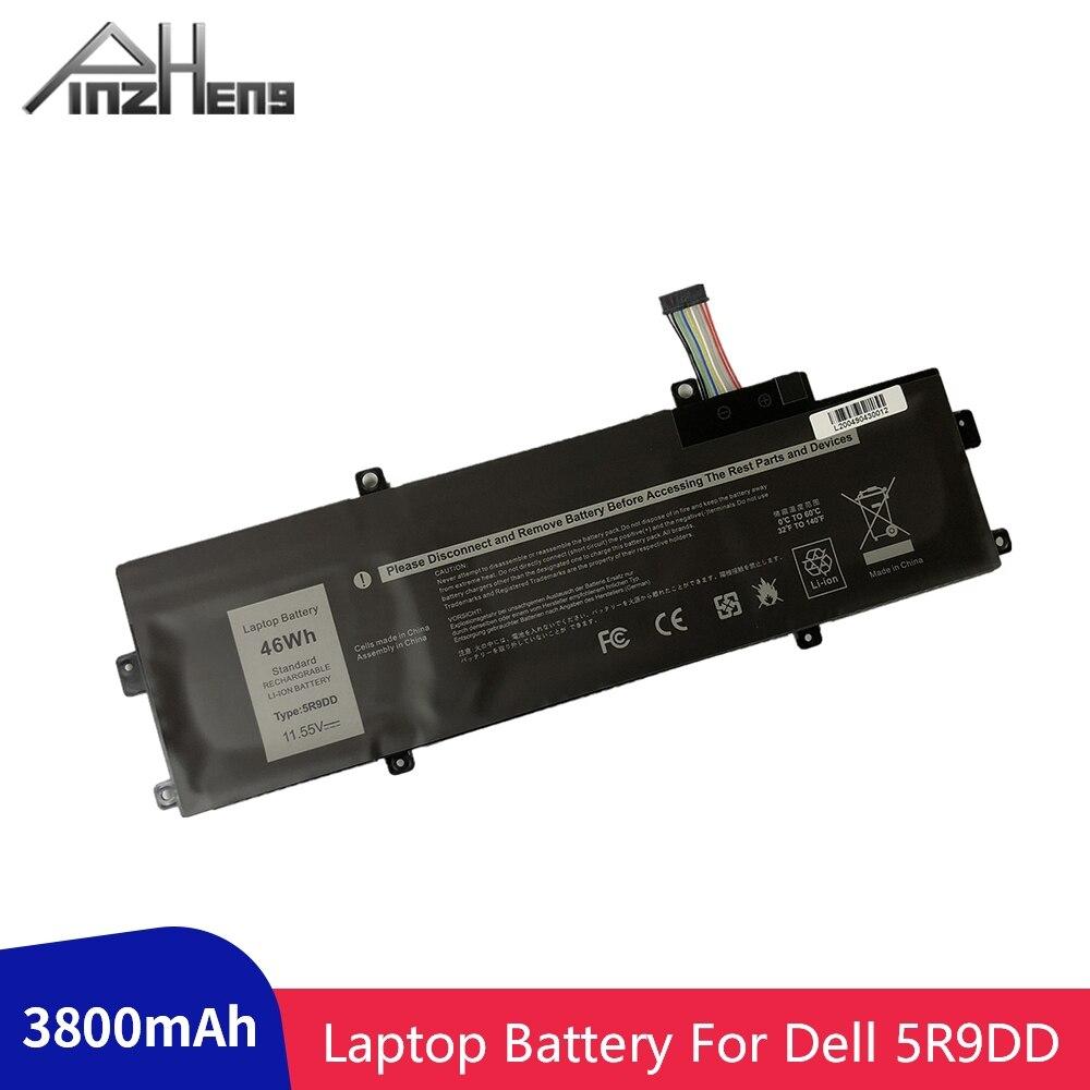 Pinzheng 11.55v 46wh nova bateria do portátil para dell para chromebook 11 para chromebook 11 3120 5r9dd ktccn p22t bateria de substituição