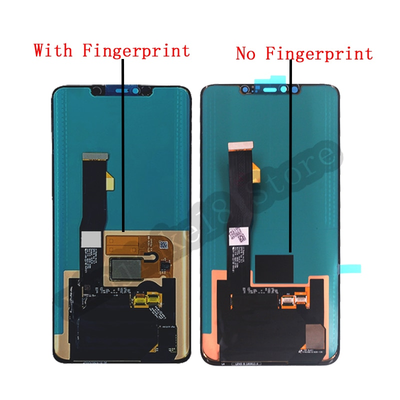 Original For Huawei mate 20 pro LCD Display Touch Screen digitizer Replacement For Huawei Mate 20 Pro Mate20 Pro with fingerprin enlarge