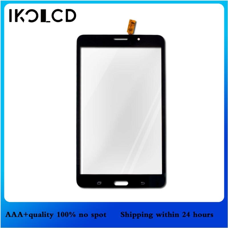7 para Samsung Galaxy Tab 4 7,0 T231 SM-T231 T230 SM-T230 pantalla táctil digitalizador Sensor Panel Tablet piezas de repuesto