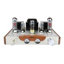 Himing mona Новый HiFi трубчатый усилитель RH34W EL34 аудио односторонний усилитель 2,0 звук ручной работы класс A стандарт усилителя с трубкой