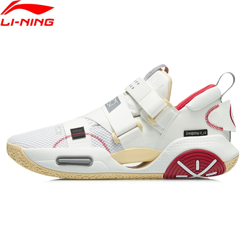Li-Ning Men Wade ALL CITY 9 V2 Professional Basketball Shoes BOOM AC9 Cushion Stable Durable LiNing CLOUD Sport Shoes ABAR049