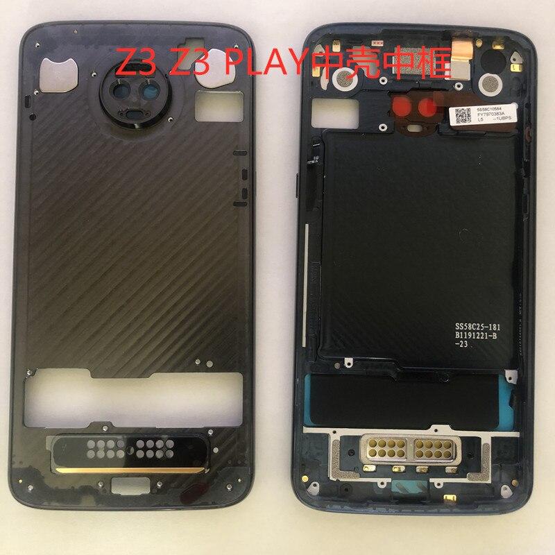original For Motorola Moto Z3 /Z3 Play XT1929  middle frame For Motorola Moto Z3 Play XT1929  Replacement