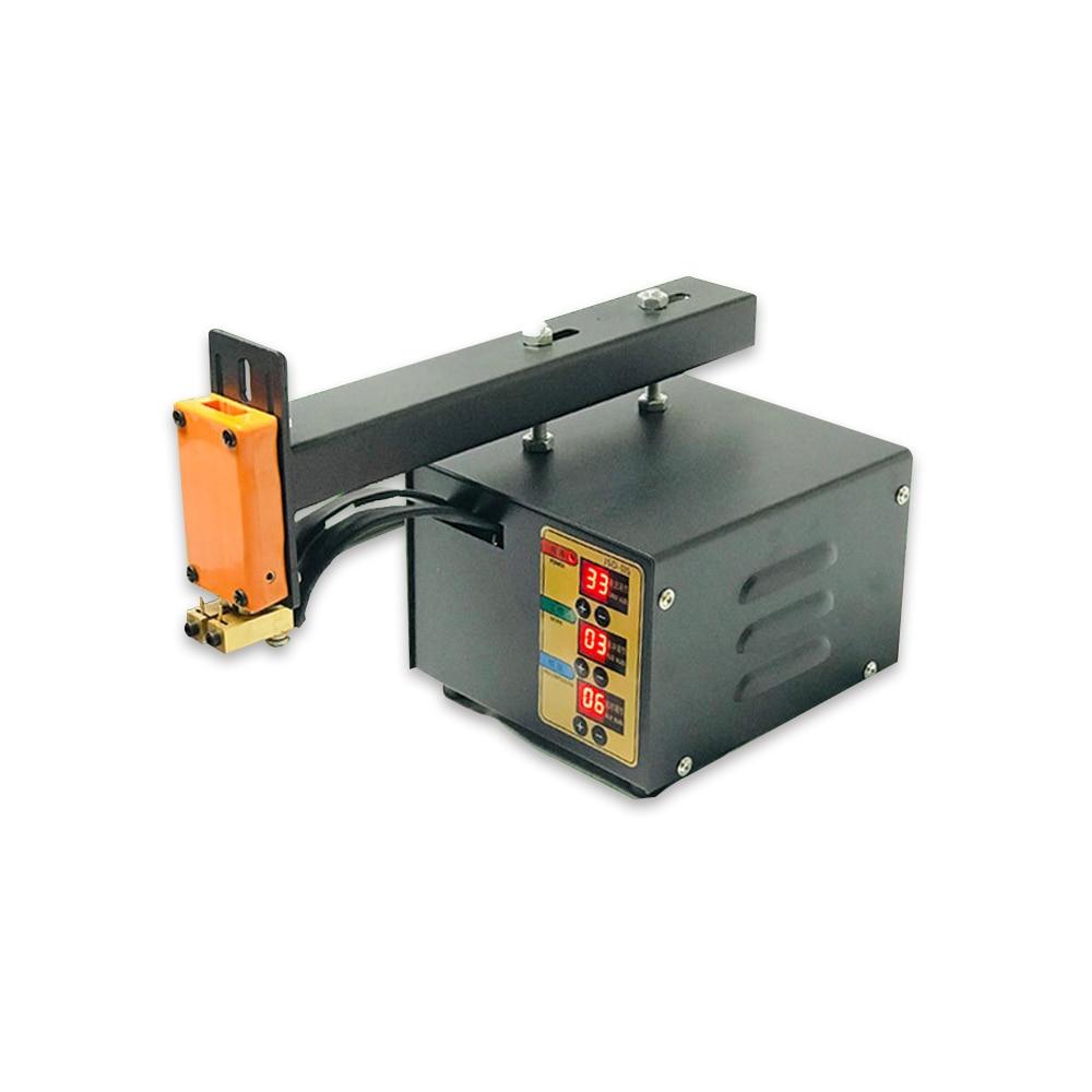 Review 110V/220V 3KW JSD-IIS Handheld Battery Pack Spot Welder 18650 Battery Pack Welding Machine