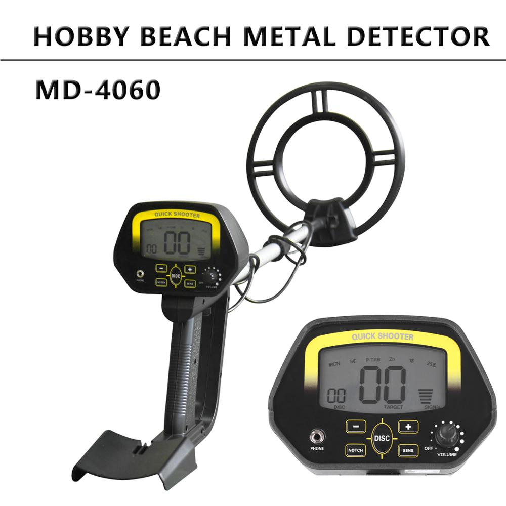 SF DETECTING MD4060 gran oferta de alta sensibilidad detector de Metales subterráneo de alto rendimiento