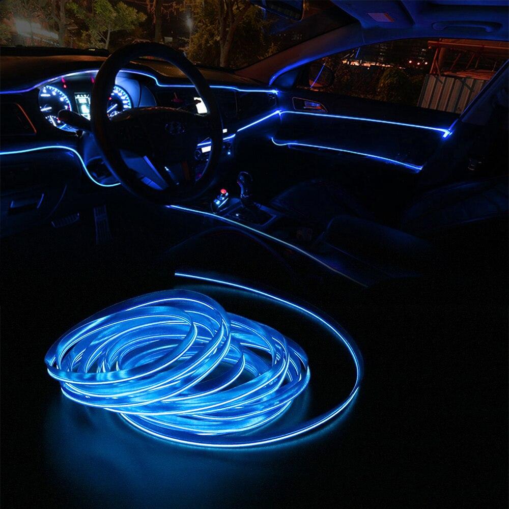 Atmosfera do carro lâmpada decorativa para daihatsu yrv scion venza datsun sirion terios serion-do