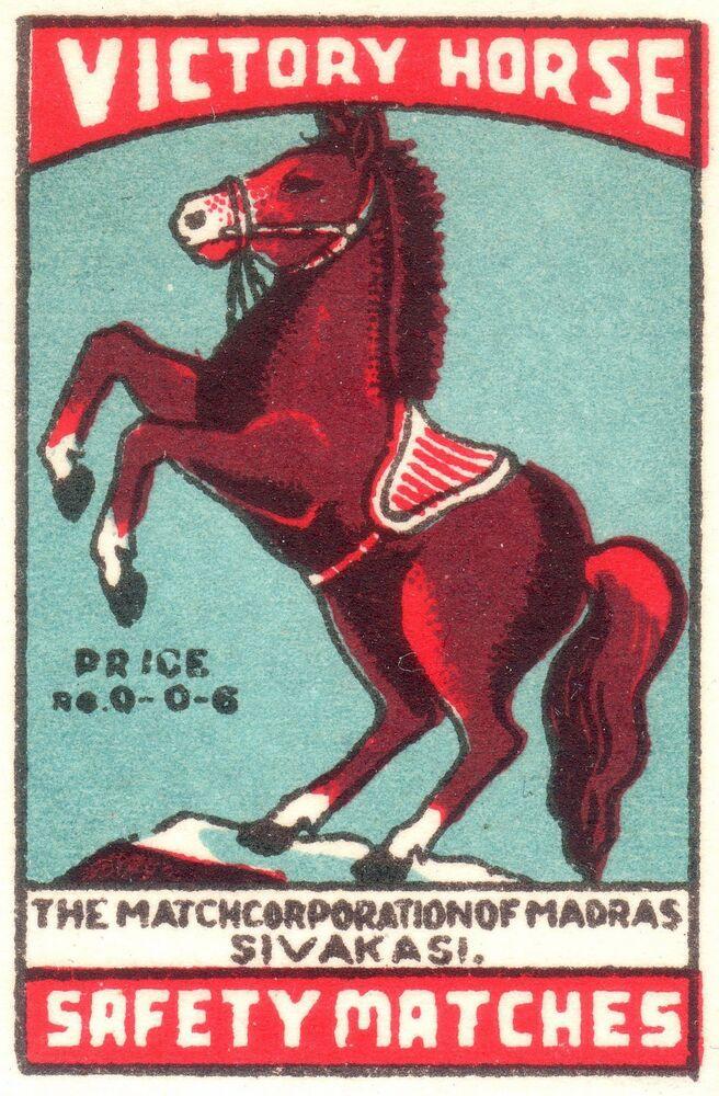 Etiquetas de caja de cerillas Vintage, cartel de hojalata de METAL, placa...