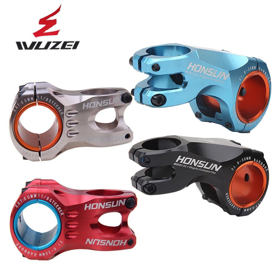 WUZEI 50/70mm de alta resistencia ligero 35mm 31,8mm vástago para XC soy...