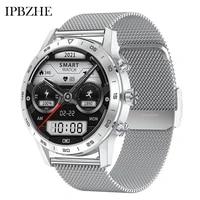 ipbzhe bluetooth call smart watch men ecg blood oxygen music sport smart watch women android smartwatch for huawei iphone xiaomi