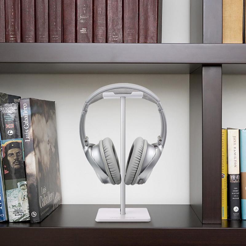 Universal Headphone Holder Earphone Headset Hanger Headphone Desk Display Stand Shelf Bracket Hanger Headphone Accessory Hanger enlarge