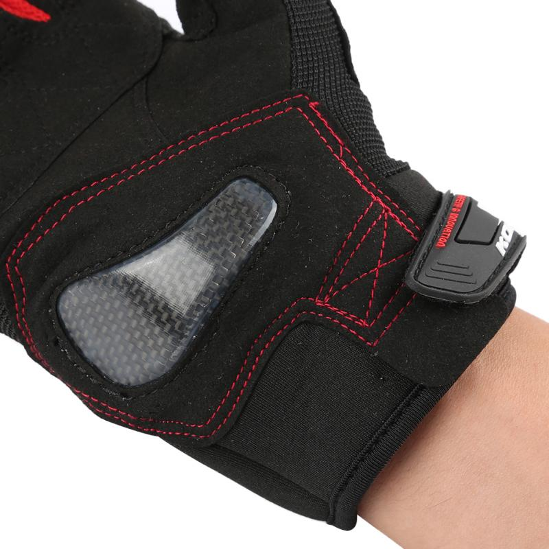 New Cycling Gloves Motorcycle Off-road Racing Gloves Outdoor Sports Bike Riding Gloves Motorcycle Gloves Goth Gloves Drop Ship enlarge