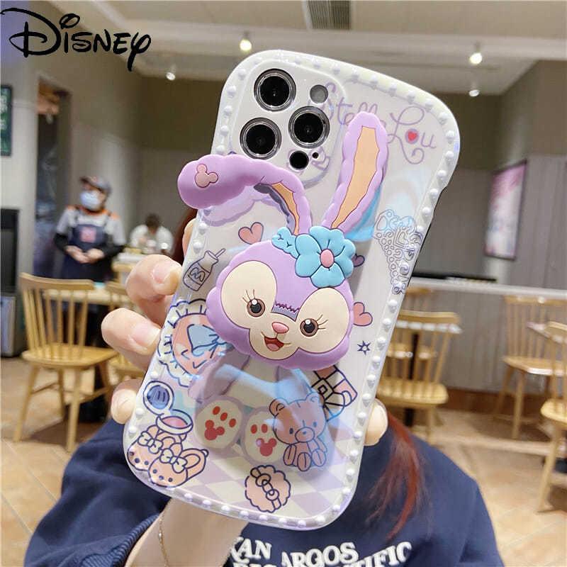 Оригинальный чехол для телефона Disney Cute Star Delu для iPhone 7/8P/X/XR/XS/XSMAX/11/12Pro/12 мин, чехол для телефона для девочек