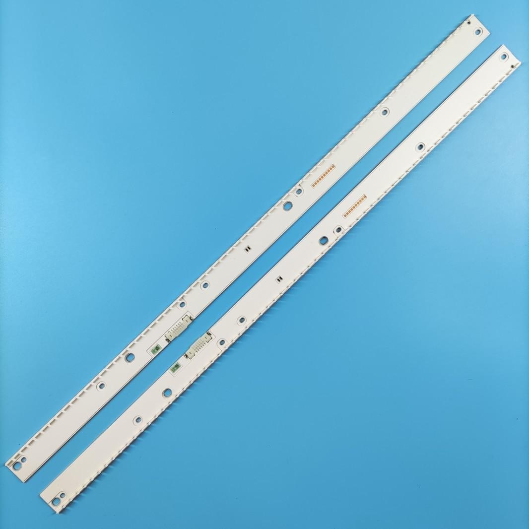 LED الخلفية قطاع 66 مصباح ل سامسونج 55
