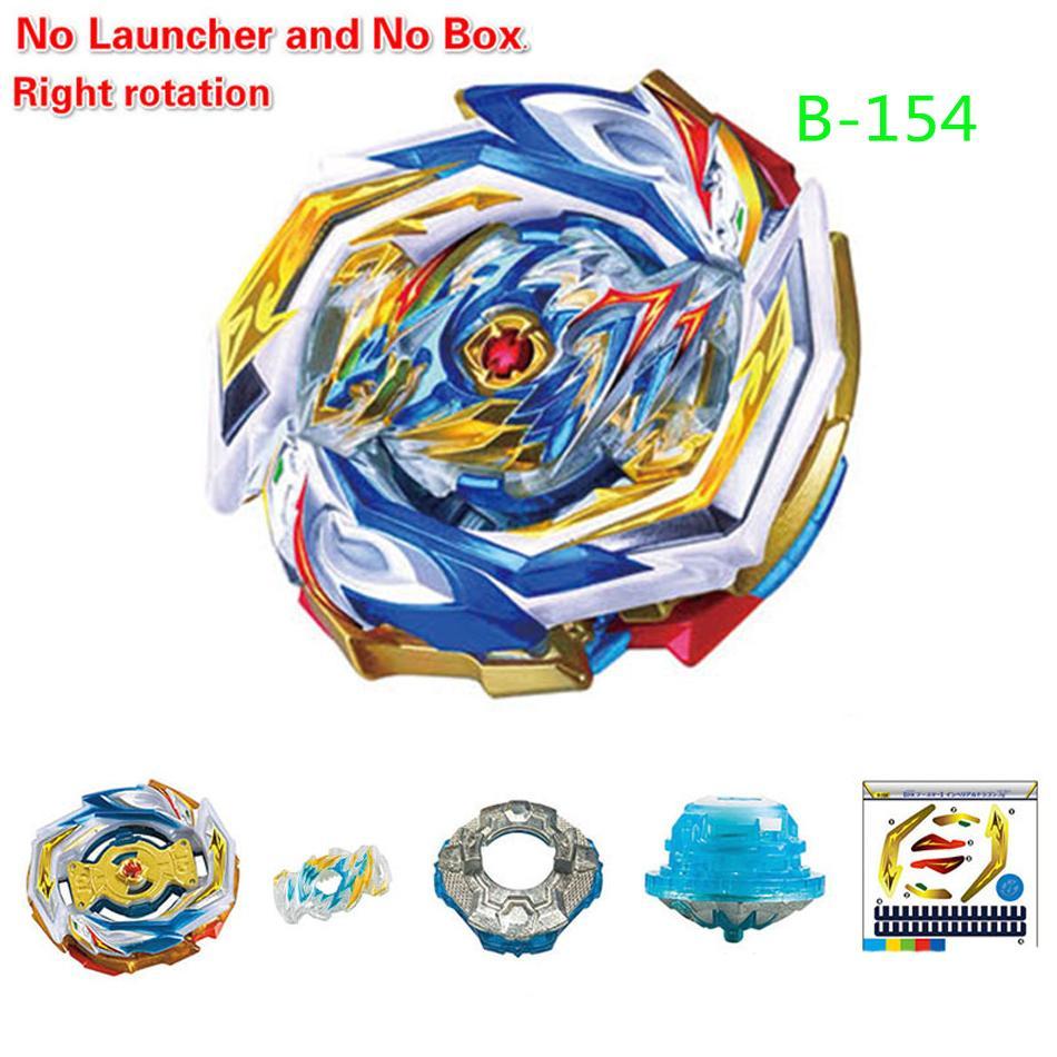 Tops lanzadores Kai Watch Land B154 B153 152 150 Arena juguetes BEYBLADE hoja Aquiles B Bable Fafnir Phoenix Blayblade