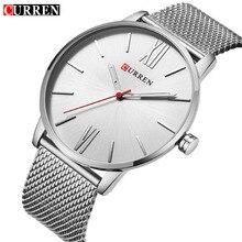 CURREN Retro Design Popular  Watches Analog Military Sports Watch Quartz Male Wristwatches Relogio M