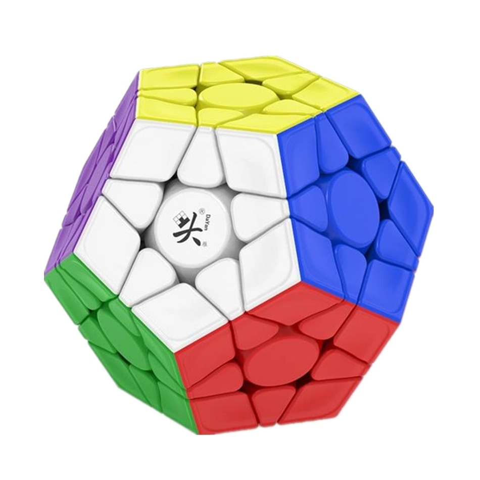 ديان V2 M Megaminxes V2 M 12 الجانبين المغناطيسي مكعب لغز مكعب 3x3 الثنعشري كوبو ماجيكو ألعاب تعليمية للأطفال
