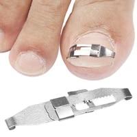 1pair ingrown nail correction nail fixer embed toenail lifter tool pedicure correction care recover tool pedicure foot b7q5
