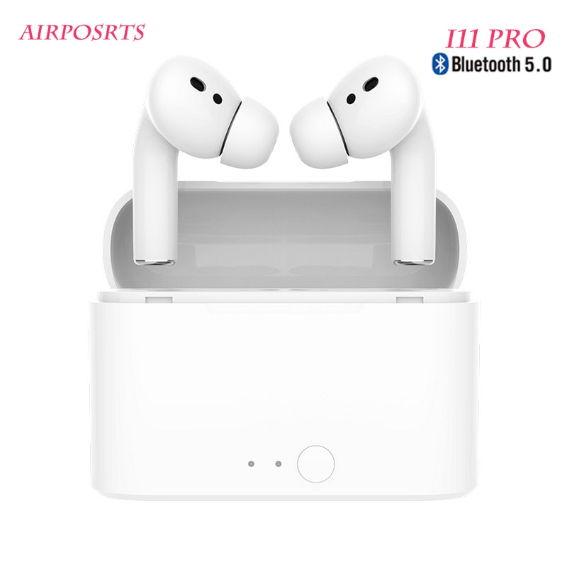 Auriculares Bluetooth con caja de carga auriculares inalámbricos auriculares estéreo deportivos Mini Tws auriculares PK i9s i11 i12 air 2 pro3 F9 i7s