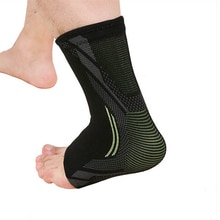 1 PCS Anti Fatigue Compression Foot Sleeve Ankle Support Ankle Brace Compression Support Sleeve Elas