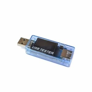 USB current and voltage tester USB tester support  super punch QC2.0 3.0 fast charge 4-30V