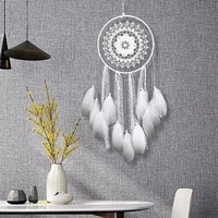 dream catcher handmade car pendant living room bedroom interior decoration wall decoration gifts for friends meaning blessing