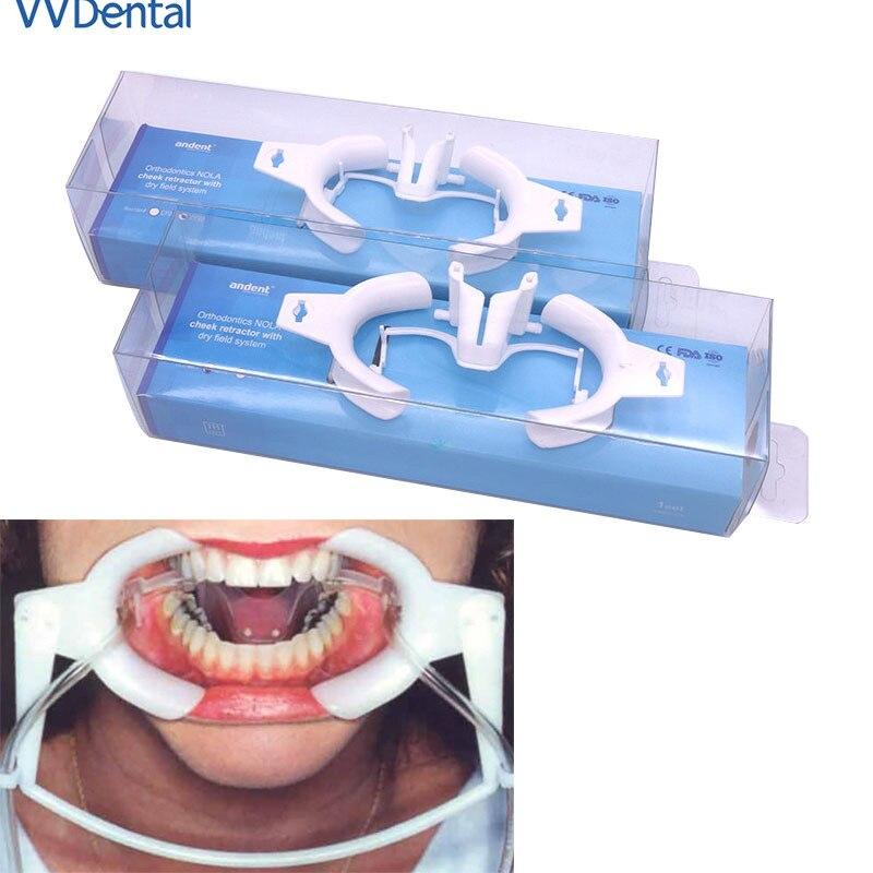 الأسنان ضام اللعاب داخل الفم الشفاه الخد ضام الفم فتاحة الخد توسيع تقويم الأسنان الفم أداة طب الأسنان عن طريق الفم الجاف