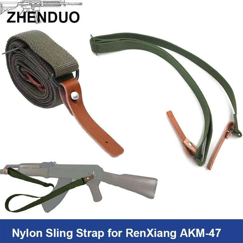 ZHENDUO Durable Nylon Sling Strap for RX AKM-47 Outdoor tools, sling, climbing tools