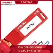 TOSHIBA USB-stick 32GB Reale Kapazität V3DCH USB 3.0 32G USB-stick qualität Memory Stick 32G pen Drive Kostenloser versand