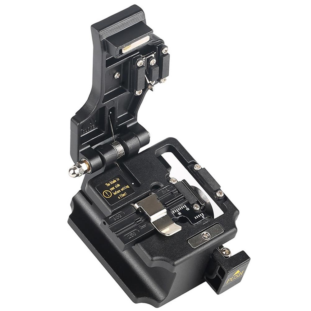 SKL-8A de corte duradero de fibra óptica cuchilla de fusión en caliente Cable máquina herramienta eléctrica Metal profesional FTTH cortador de alta precisión