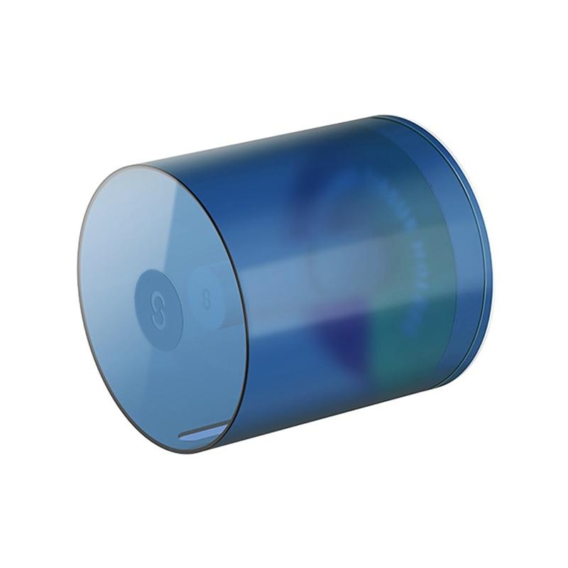 Tubo de tecido do banheiro fosco cilindro caixa de tecido banheiro sala de estar punch-livre à prova dwaterproof água caixa de bombeamento rolo tubo de armazenamento de papel