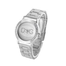 reloj mujer fashion brand luxury Women Watches gold silver casual quartz watch Women rhinestone Cloc