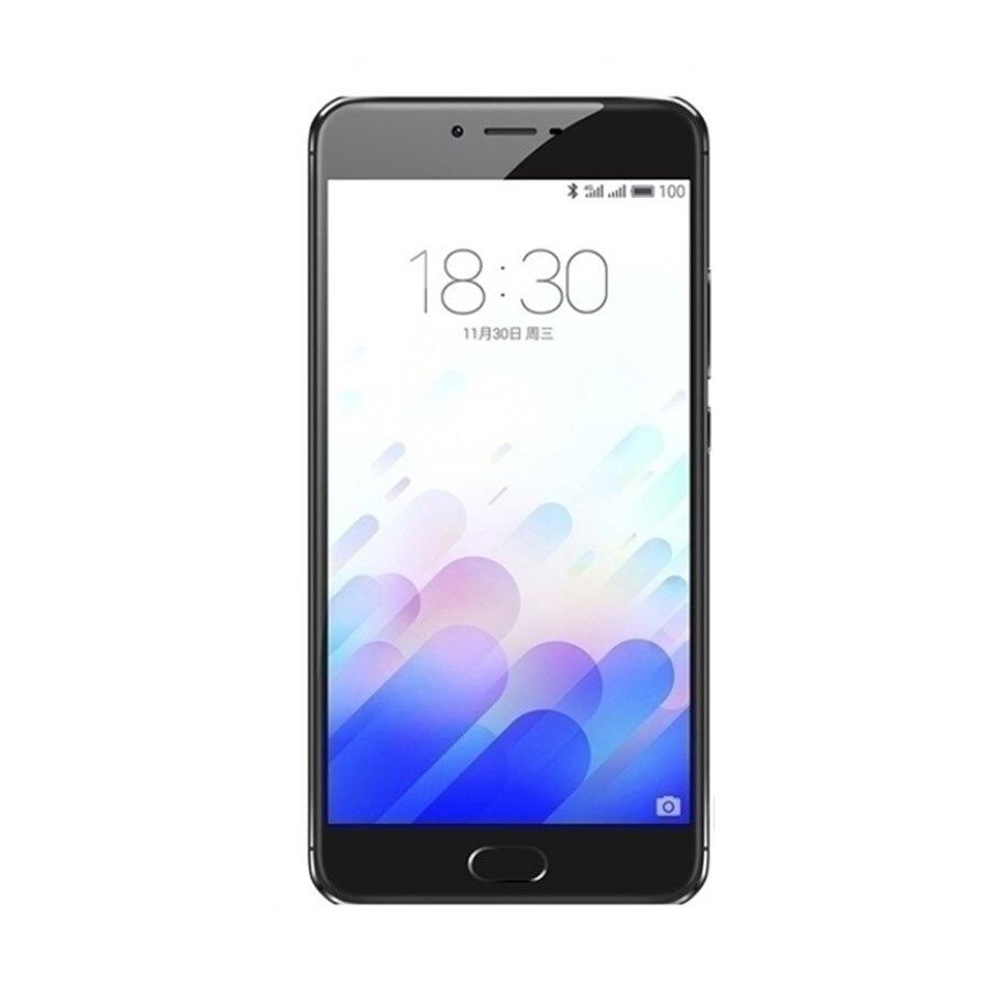 Meizu-teléfono inteligente M3X, 3GB, 32GB, cámara dual, Batería grande de 98% mAh,...