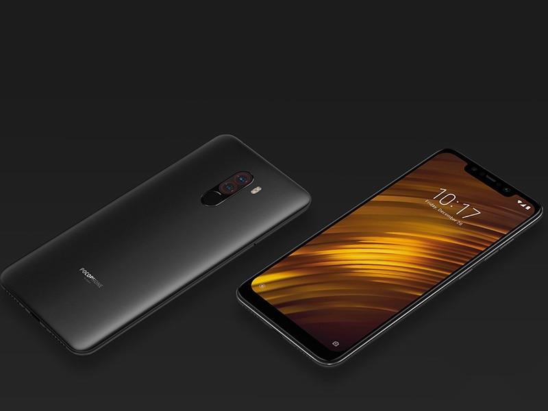 Фото2 - Оригинальный Xiaomi Redmi POCO F1 6 ГБ ОЗУ 128 ГБ ROM Snapdragon 845 Octa, четыре ядра, смартфон с функцией отпечатков пальцев (MIUI 11 4000 мА/ч, 20.0MP 4 аппарат не привяза...