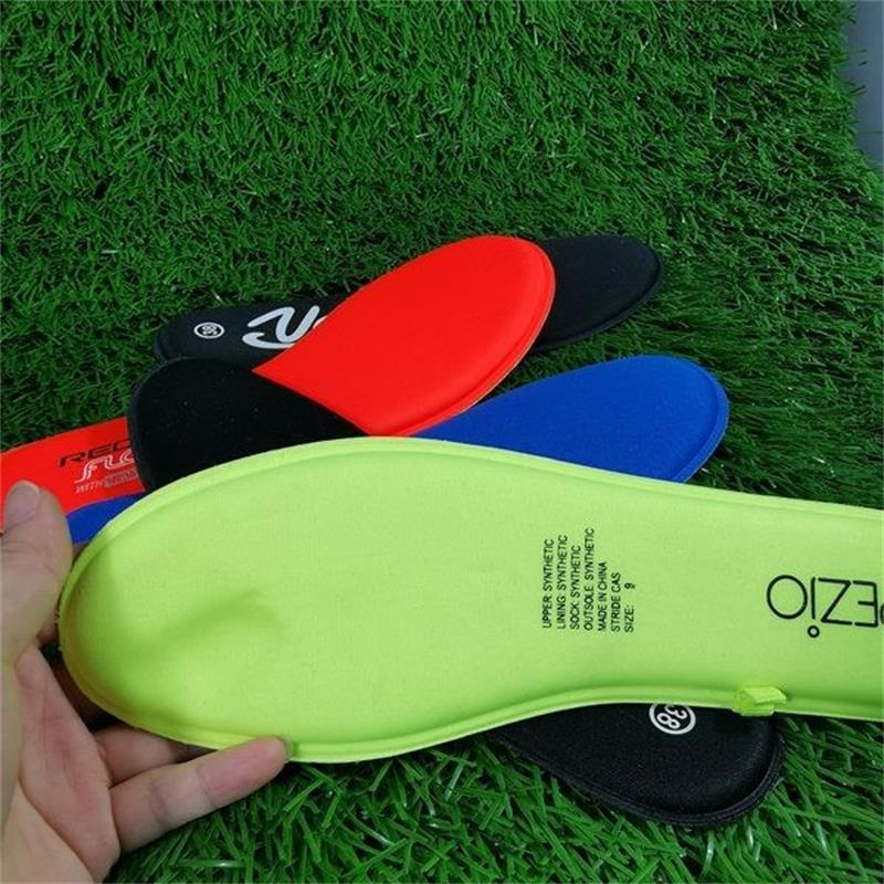 1 Pair/lot Memory Foam Shock absorption Insole foot massage insole for man and women casual shoes pl