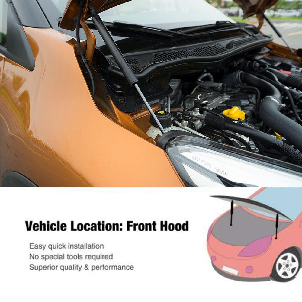 For Chevrolet Silverado For GMC Sierra 2014-2019 Front Bonnet Hood Modify Gas Struts Lift Support Shock Damper Absorber