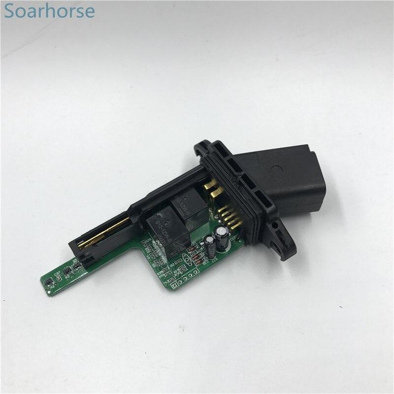 Soarhorse для Chevrolet Cruze левая передняя электрическая мощность стеклоподъемник регулятор управления модуль с одним касанием анти-пинч
