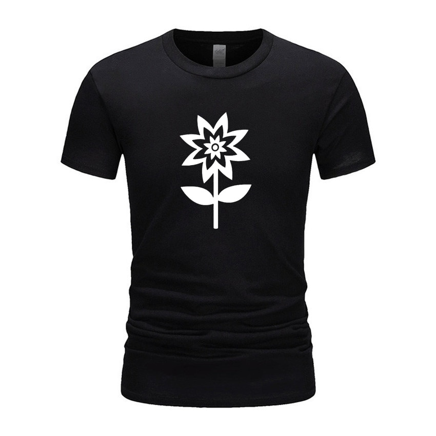 Летняя новая мужская футболка в стиле аниме Харадзюку, Модная хлопковая футболка с коротким рукавом, Мужская свободная футболка большого р...