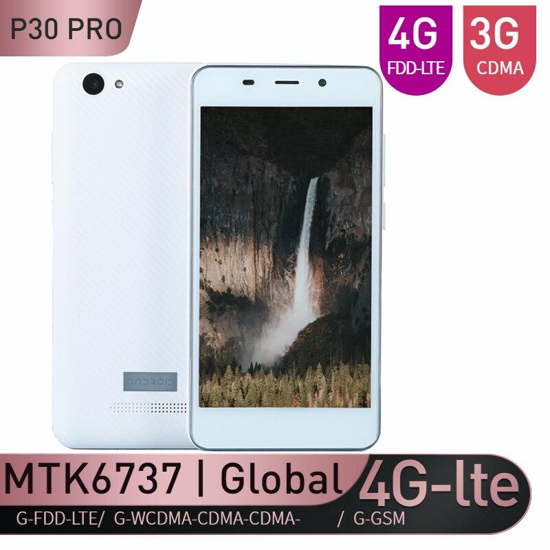 Teléfonos inteligentes originales P30 Pro 4G FDD-LTE 2GB RAM 16GB ROM 5MP Global CDMA-2000 teléfonos móviles Android desbloqueados