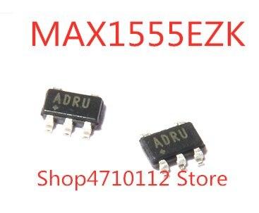 Nuevo 10 unids/lote MAX1555EZK + T MAX1555EZK ADRU! MAX1551EZK + T MAX1551EZK ADRT SOT23-5