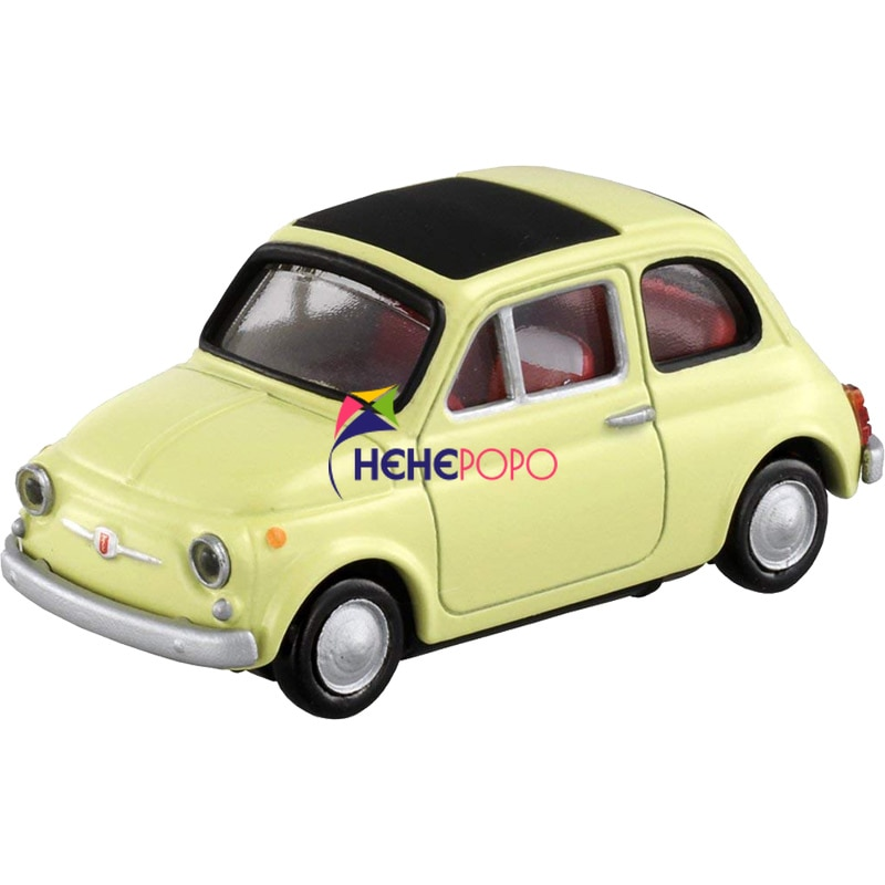 TOMICA TAKARA TOMY TP29 108955 Fiate 500F Classic Cars Diecast Miniature Model