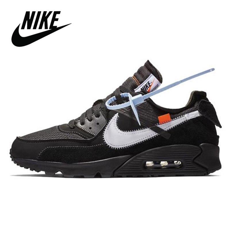 Zapatillas AIR MAX 90 originales para Hombre y mujer, calzado deportivo blanco,...