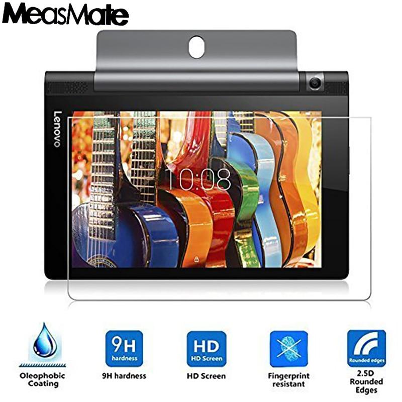 Ultra HD Schutz Film Für Lenovo Yoga Tab 3 X50F X50M X50L 10,1 Gehärtetem Glas Für Lenovo Yoga Tab 3 screen Protector