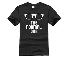 fashion the normal one Jurgen Klopp red T Shirt short sleeve T shirt free shipping