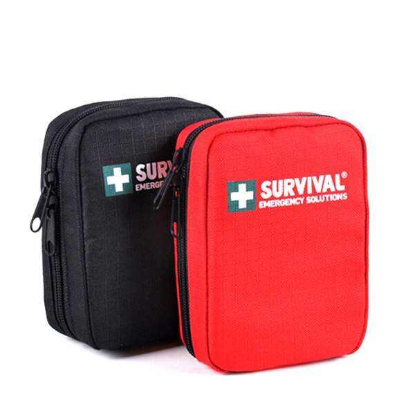 Портативные мини-пакеты для выживания в экстренных случаях, комплект первой помощи для семьи, спортивные дорожные наборы, водонепроницаема...